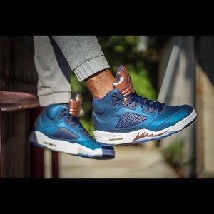Nike Air Jordan 5 V Retro Olympic Bronze Medal